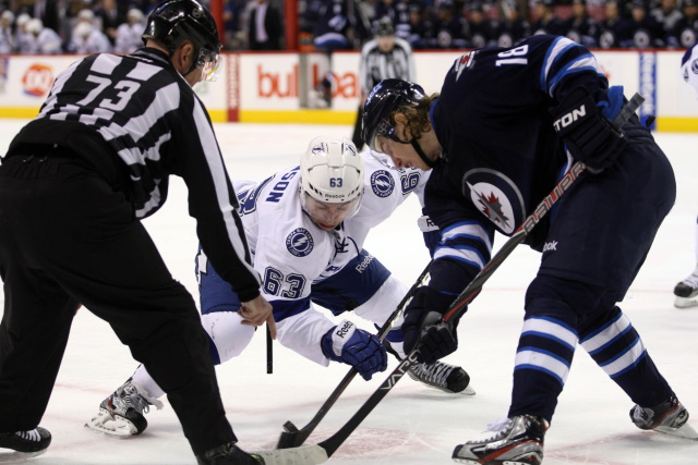 Tyler Johnson out at least the next two games. Bryan Little could still need a surgical procedure.