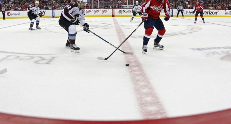 Gabriel Landeskog could travel with the team this week. Nicklas Backstrom could be ready for Tuesday.