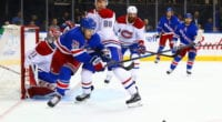 Are the Montreal Canadiens on Chris Kreider's no-trade list?