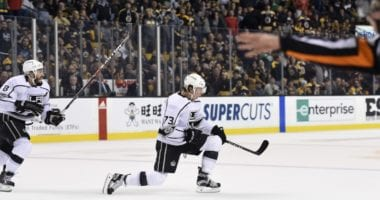 The Boston Bruins are interested in Tyler Toffoli and Chris Kreider.