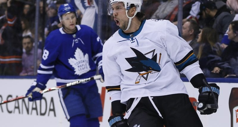 The Toronto Maple Leafs could kick tires on Sharks defenseman Brenden Dillon.