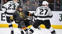 NHL injury updates: Dustin Brown and Alec Martinez progressing