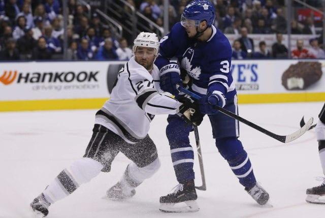 Nhl Rumors Toronto Maple Leafs Dion Phaneuf And Seven Defenseman Trade Options Nhl Rumors