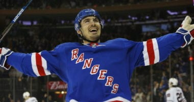 Chris Kreider and the Boston Bruins?