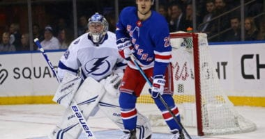 Could the Tampa Bay Lightning be interested in Chris Kreider and Alexandar Georgiev?