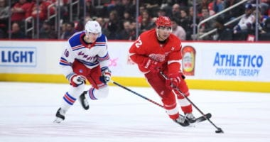 Could the Edmonton Oilers be interested in Andreas Athanasiou? Potential landing spots for some New York Rangers free agents.