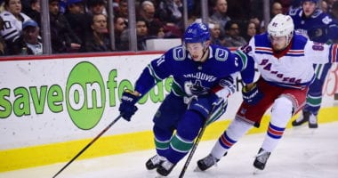 The Vancouver Canucks have some decisions to make with some pending free agents. Pavel Buchnevich could hit the trade market if the New York Rangers become sellers.