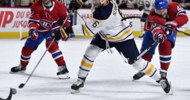 Buffalo Sabres trade Marco Scandella to the Montreal Canadiens. The Calgary Flames trade Michael Frolik to the Buffalo Sabres.