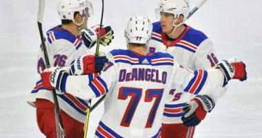Has Anthony DeAngelo priced himself out of New York? Ryan Strome could be looking for $5 million-plus on his next deal.