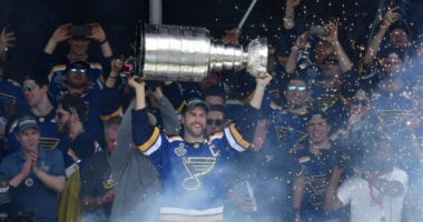 Only one team has won back-to-back Stanley Cups in the salary cap ear. The St. Louis Blues are built to contend and have a legit shot at repeating.