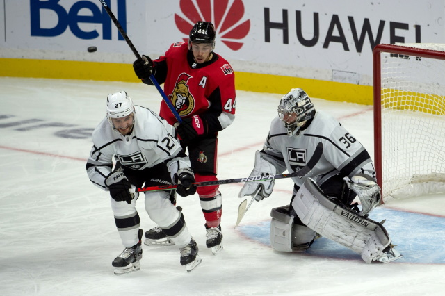The LA Kings have made Alec Martinez available.