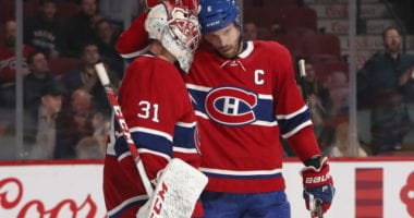 Could the Montreal Canadiens consider trading Carey Price and/or Shea Weber?