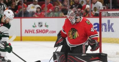 Don't expect Chicago Blackhawks pending free agent goaltender Robin Lehner to take a discount on his next contrctact.