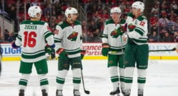 As the Minnesota Wild struggle to remain in the playoff chase, there's speculation suggesting Guerin could become a seller by the NHL trade deadline.