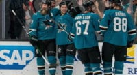 The San Jose Sharks will be looking to recoup a 2020 first-round pick.