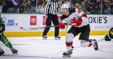 There have been no contract talks between the New Jersey Devils and Sami Vatanen