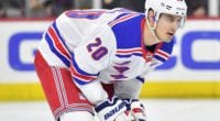 Looking at some potential landing spots for New York Rangers pending UFA winger Chris Kreider.