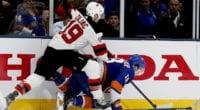 Travis Zajac says no to the New York Islanders
