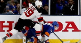 Travis Zajac says no to the New York Islanders