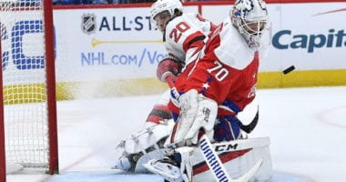 Nikita Gusev living up to the hype while some other New Jersey Devils haven't. Braden Holtby a puzzling NHL All-Star selection.