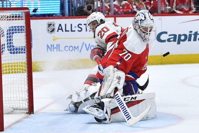 Pucks In Depth Nikita Gusev Living Up To The Hype In Nj Braden Holtby A Puzzling Nhl All Star Selection Nhl Rumors
