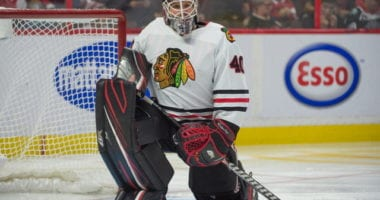 Chicago Blackhawks pending UFA goaltender Robin Lehner could be looking to cash in big on his next contract.