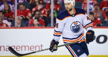 The Edmonton Oilers and Zack Kassian's camp are talking contract extension.