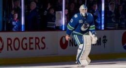 Agent and Vancouver Canucks GM talk about pending free agent Jacob Markstrom.