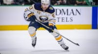 Looking at five Buffalo Sabres who could be on the move ahead of next months NHL trade deadline.