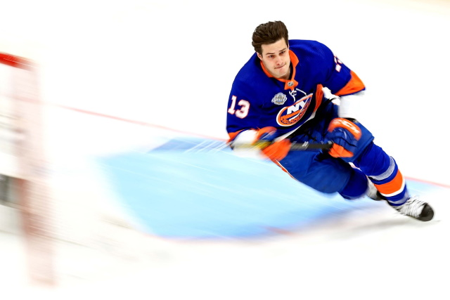 Will the New York Islanders and Mathew Barzal will be looking at a short or long-term deal?