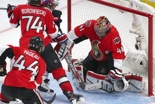 Teams like the Toronto Maple Leafs, Ottawa Senators, and Chicago Blackhawks have some decisions to consider leading up to the NHL trade deadline.