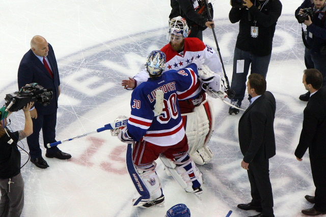 Would the Colorado Avalanche be interested in Henrik Lundqvist, and vise versa? Short-term deal or Holtby to the open market?