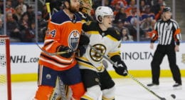 The Boston Bruins may have a little more future salary cap space for Torey Krug. An Edmonton Oilers trade deadline primer