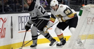 The Los Angeles Kings have traded defenseman Alec Martinez to the Vegas Golden Knights for a 2020 and 2021 second-round pick.