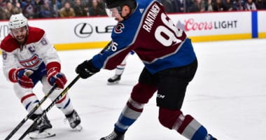 Mikko Rantanen may have a broken collarbone. Shea Weber back on the ice after being told last week he'd be out four to six weeks.