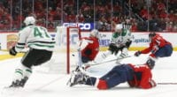 The Washington Capitals plan on keeping Braden Holtby passed the deadline. The Dallas Stars could use a scoring forward.