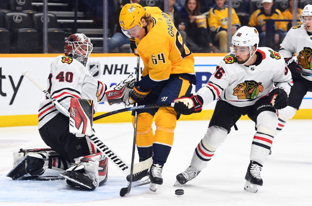 The Chicago Blackhawks are a hot topic come the NHL Trade Deadline on Monday. Will the move Robin Lehner and Erik Gustafsson? Is Dylan Sikura trade bait?