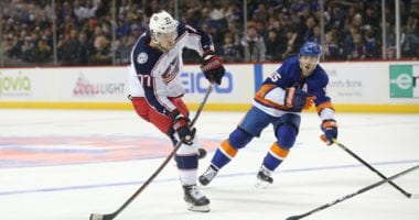 A strong possibility that the Columbus Blue Jackets trade forward Josh Anderson.
