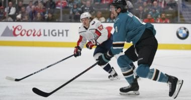 The Washington Capitals have acquired defenseman Brenden Dillon from the San Jose Sharks for a 202o second-round pick (originally Colorado's) and a conditional 2021 third-round pick.