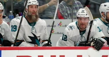 Would Joe Thorton and/or Patrick Marleau be okay with a trade?