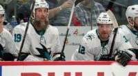 Joe Thornton and Patrick Marleau are among the NHL's all-time scoring leaders, and this could be the final season for the 40-year old forwards.