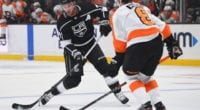 Could the Philadelphia Flyers be interested in bringing Jeff Carter back?