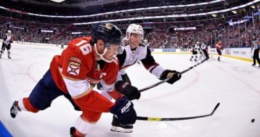 Panthers hope Aleksander Barkov is ready for Thursday