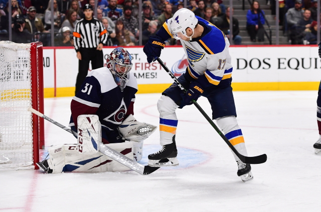 Looking at five teams in the Metropolitan Division that could be buyers by Monday's NHL trade deadline.