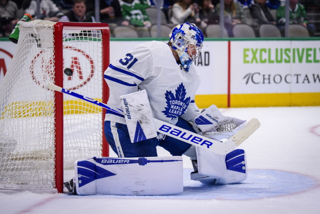 Thomas Chabot could return tonight. Erik Karlsson out until at least the weekend. Tyler Bozak close. Maple Leafs missing five players.