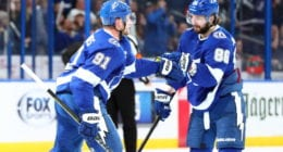 Nikita Kucherov and Steven Stamkos could return to the lineup today.