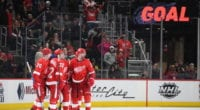 The trade value of some Detroit Red Wings is low to nothing