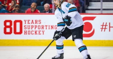 Erik Karlsson out for the rest of season.