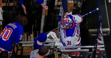 New York Rangers could consider buying out Henrik Lundqvist