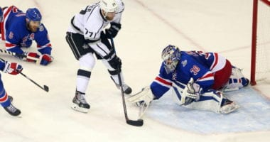 The Colorado Avalanche may have checked in on Henrik Lundqvist. Los Angeles Kings forward Jeff Carter is getting some interest.